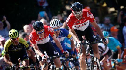 """Sterk trio Lotto-Soudal vol vertrouwen voor 'La Doyenne': """"Luik-Bastenaken-Luik is een van mijn droomkoersen"""""""