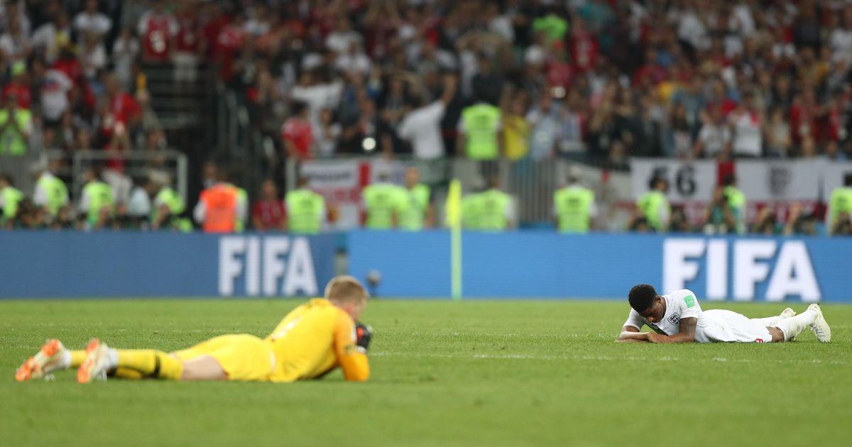 Verrassende Kroaten stoten door naar WK-finale na 2-1 winst tegen Engeland