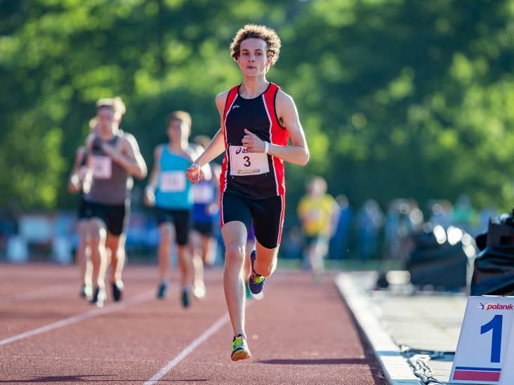 Stapje voor stapje bouwt Ludo van Nieuwenhuizen (18) aan topsportcarrière