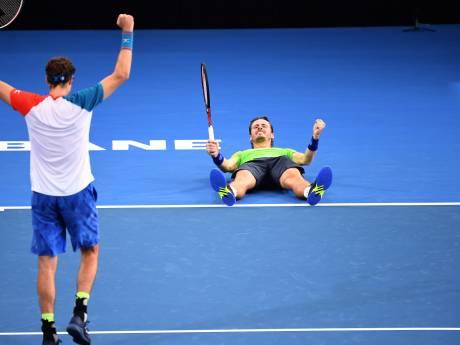 Koolhof grijpt in Brisbane vierde ATP-titel