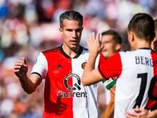 Van Persie: Feyenoord niet te afhankelijk van mij en Berghuis