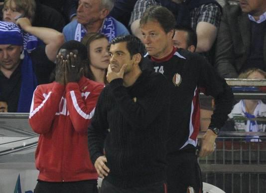 La déception (et l'horreur) au Standard doit céder la place à la reconcentration en vue de la finale de Coupe de Belgique samedi contre Westerlo.