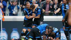 Club Brugge strooit nog wat zout in Gentse wonde, al liep dat moeilijker dan gepland
