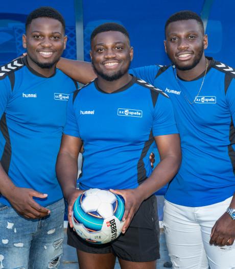 De Ndongala-broertjes zijn de Parels van SVCapelle