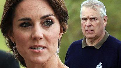"""Kate Middleton confronteert Prins Andrew: """"Blijf uit de buurt van mijn kinderen!"""""""