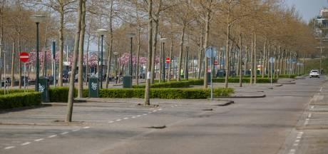 Boulevard Bergen op Zoom weer open: 'Maar als het nodig is zetten we 'm dicht'