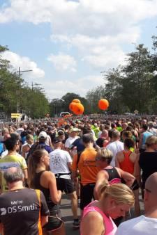 Willem II-Feyenoord tijdens Ten Miles: 'Dat is hartstikke ongelukkig'