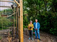 Sonja van 't Verlaat (72) is graag in Faunapark Flakkee: 'Lekker wandelen met als bonus de dieren'