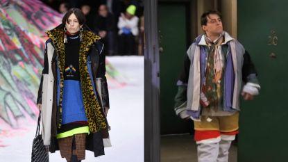 Met deze Balenciaga-jas van 6.500 euro kun je er net uitzien als Joey uit Friends
