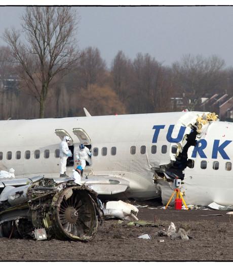 'Boeing in 2009 op verzoek van Amerikanen uit de wind gehouden bij crash Schiphol'