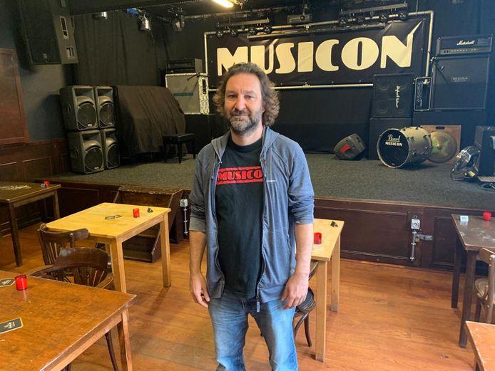 Daan van der Bruggen, directeur van Musicon.