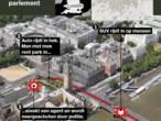 Aanslag in Londen: Vijf doden waaronder dader
