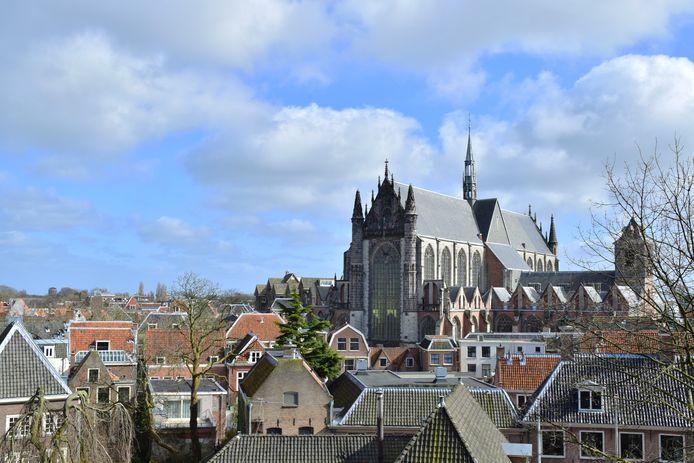 De Hooglandse Kerk in Leiden