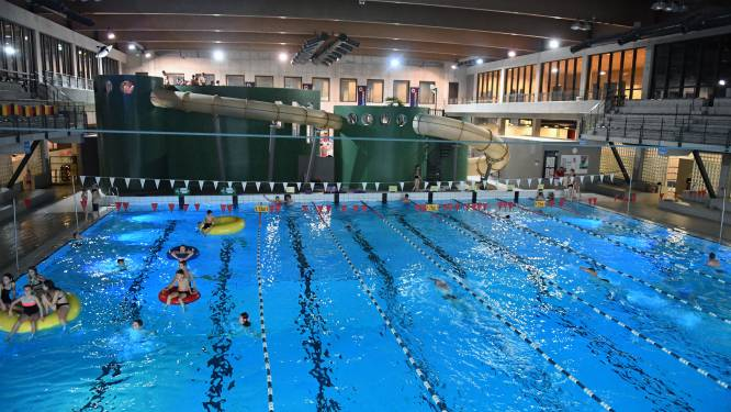 Leuvense Sportoase ontvangt op eerste dag van heropening liefst 512 zwemmers