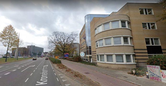 Het pand waar ontwikkelaar BPD zit, aan de Kronehoefstraat in Eindhoven,  wordt omgebouwd tot woningen. Mogelijk wordt het ook gesloopt.