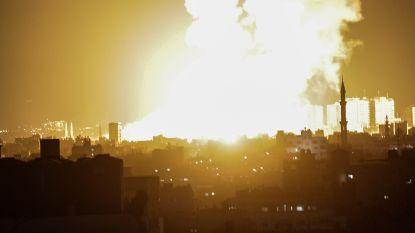 Man en zwangere vrouw met kind (1,5) sterven bij Israëlische bombardementen in Gaza, militante Palestijnen kondigen bestand af