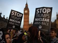 Trump wil Amerikaans arsenaal kernwapens uitbreiden