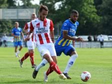 RKC Waalwijk wint op het nippertje van TOP Oss