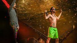 Tomorrowland viert vijftiende verjaardag met verbluffend vuurwerk