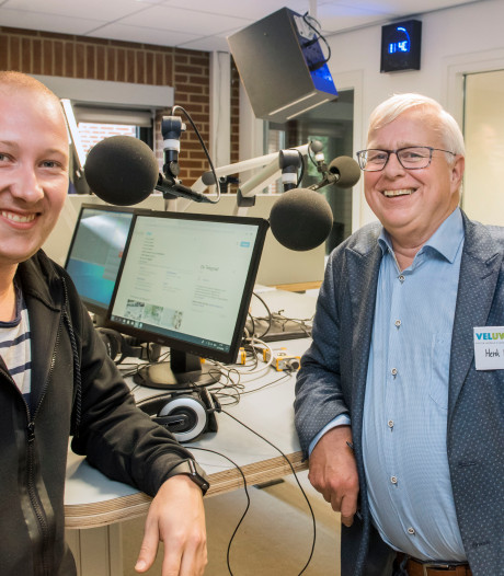 Radiozenders West-Veluwe verder als één organisatie