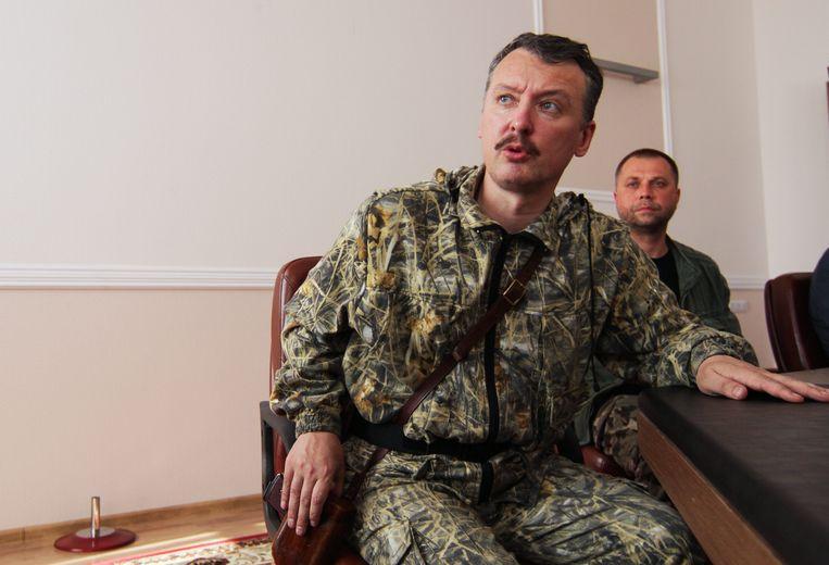 Igor Girkin alias Strelkov