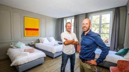 """""""Dit is het slechtste moment om een hotel te beginnen""""... en toch is het dát wat vroegere UNIZO-voorzitter nu in Brugge doet"""