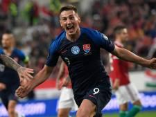 Slowaaks talent Bozenik moet nieuwe spits van Feyenoord worden