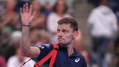 """Goffin meteen uitgeschakeld op European Open: """"Ik kreeg het goede gevoel maar niet te pakken"""""""