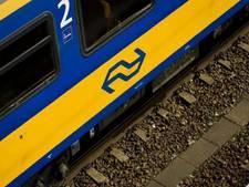 Treinverkeer ontregeld door defecte spoorbrug