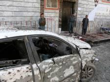 Tientallen doden door aanslag Kabul