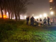 Scooter botst in Waddinxveen frontaal op auto