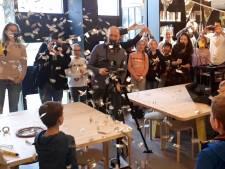 Medialab geopend met 360 graden foto in Roosendaalse bibliotheek