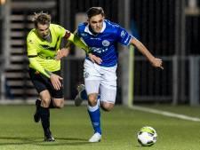 Nog niet aangekleed FC Den Bosch is niet opgewassen tegen Roda JC