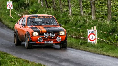 Drankblikjes verboden tijdens Monteberg Rally