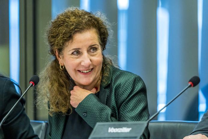 Minister Ingrid van Engelshoven (Cultuur) komt nog voor de kerst met een plan voor een tentoonstelling van de geboortepapieren van Nederland.