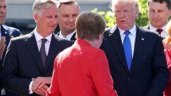 Herbeleef hoe president Trump over ons land raasde