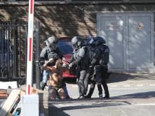 Antiterreureenheid houdt man aan na schreeuw 'Allahu Akbar' in Den Haag