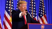"""CNN reageert op Trump: """"Dat het Trump-team dan specifieert wat er inaccuraat was aan onze berichtgeving"""""""