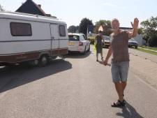 Alle dagen kermis op de Sint-Bavodijk in Nieuwvliet, toerisme 'geëxplodeerd', wegen nog hetzelfde