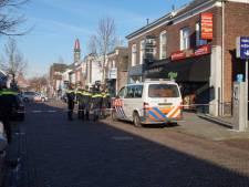 Vijftien maanden cel geëist tegen man die in Waalwijk agenten belaagde