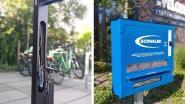 Lekke fietsband? De Velodroom biedt herstelzuil aan