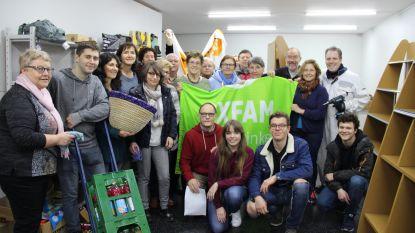 Oxfam Wereldwinkel zet haar deuren open op nieuwe locatie