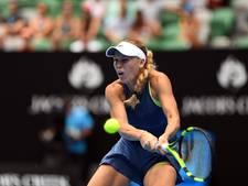 Wozniacki overtuigend naar kwartfinales Australian Open