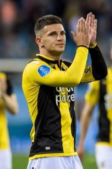Tandem Linssen en Ødegaard dirigeert Vitesse naar broodnodige zege op PEC Zwolle