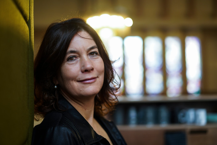 Merel Huizinga is genomineerd voor Amsterdammer van het jaar 2019.