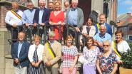65-jarigen Bentille vieren samen hun verjaardag