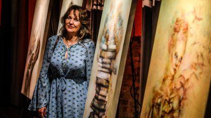 Brugse schilderes Mistral krijgt carrièreprijs in Italië