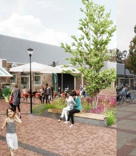 Winkelcentrum De Beijerse Hof na zomer op de schop