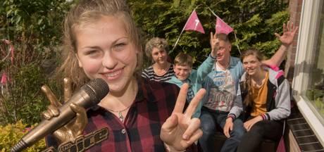 The Voice Kids-winnares Iris moet wennen aan sterrenstatus