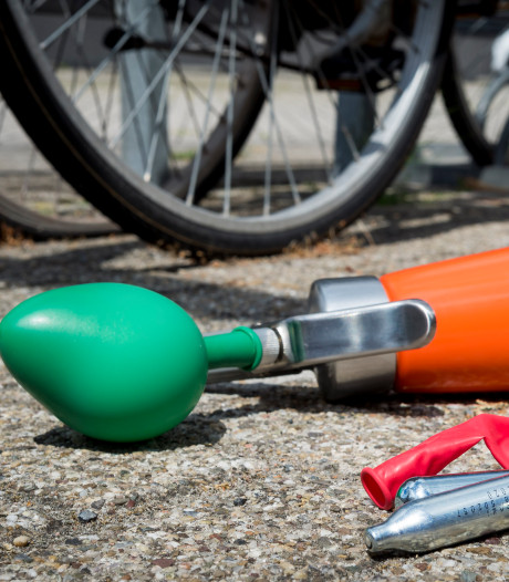 Boete voor lachgasgebruikers in Leidschendam-Voorburg door verbod in APV